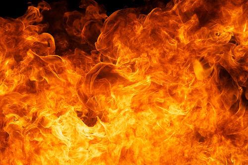 Signos de fogo: áries, leão e sagitário