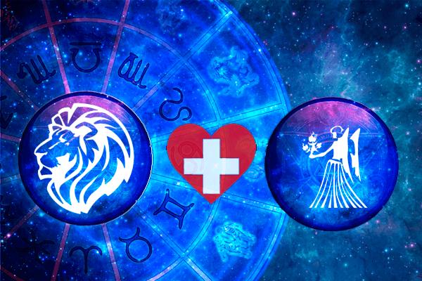 Combinação de Virgem e Leão