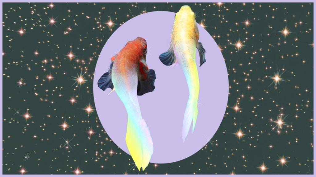 Signo de Peixes no Amor