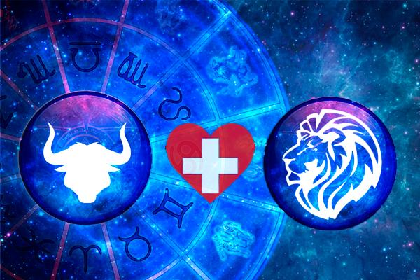 Signo de touro combina com leão?